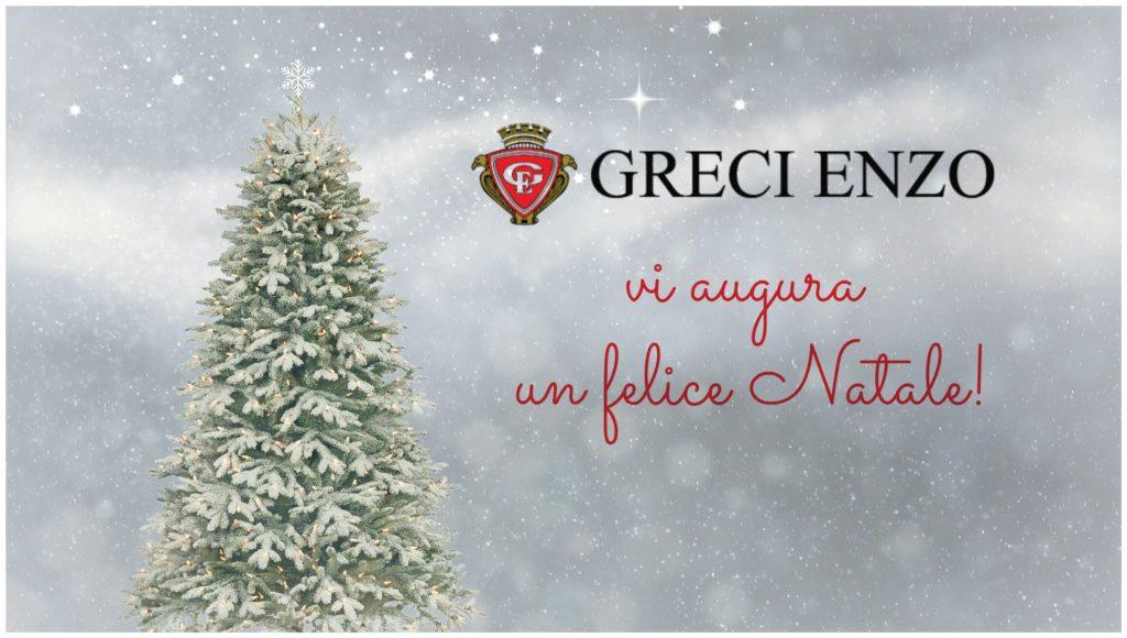 Buon Natale In Greco.Buon Natale Da Greci Enzo Greci Enzo